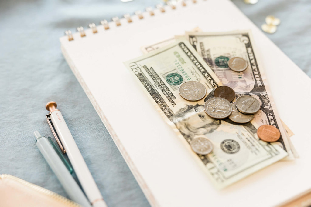 get rid of debt to simplify life